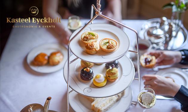 Thuisbezorgd: luxe high tea van patissier Wouter
