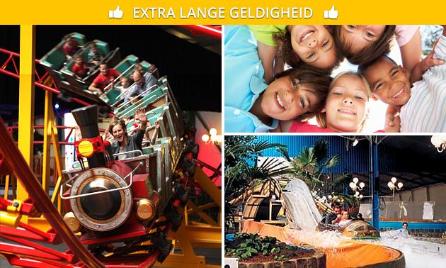 Entreeticket voor Kinderstad Heerlen