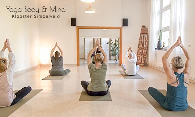 Yogalessen (75 of 90 minuten per les)