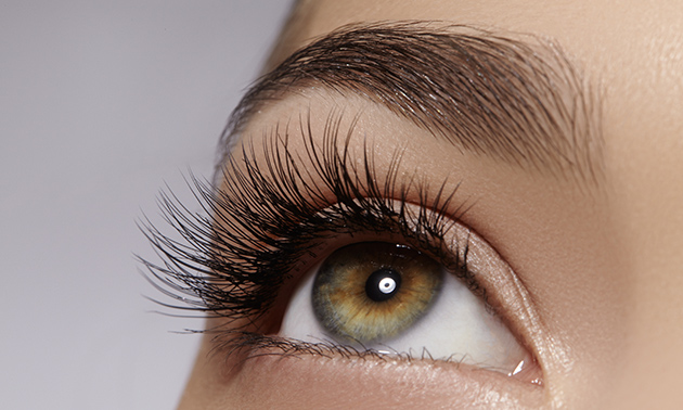 Wimperlift LVL + evt. semi-permanente mascara