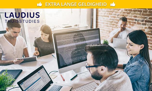 Online opleiding webdesign