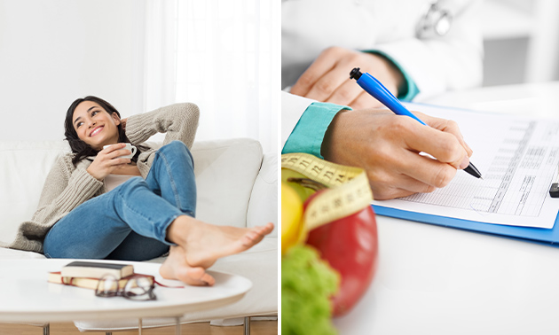Gezondheidstest (60 min)