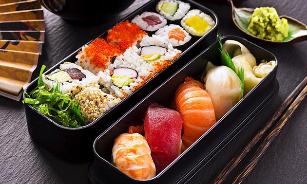 Take-away sushibox (32 stuks)