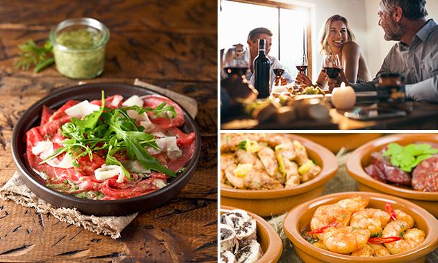 Afhalen: shared dining (10 gerechtjes) van L'Orangerie
