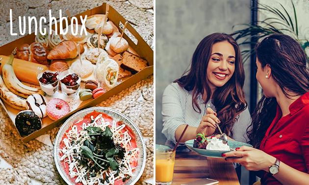 Gratis thuisbezorgd: luxe lunch van Lunchbox