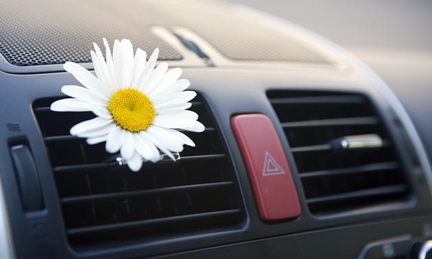 Airco-onderhoudsbeurt + geurbehandeling