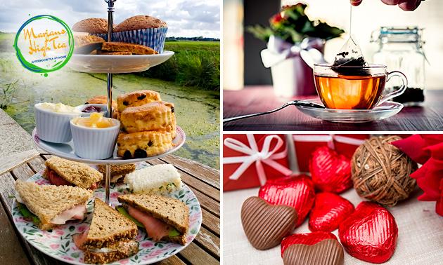 Thuisbezorgd of afhalen: Afternoon Tea voor Moederdag