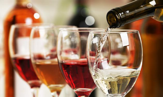 Waardebon voor wijn en speciaalbier