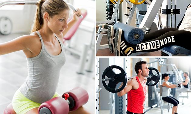 3 maanden onbeperkt fitness + begeleiding