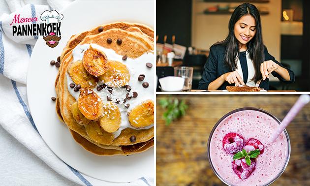 Afhalen: pannenkoek + smoothie in hartje Deventer