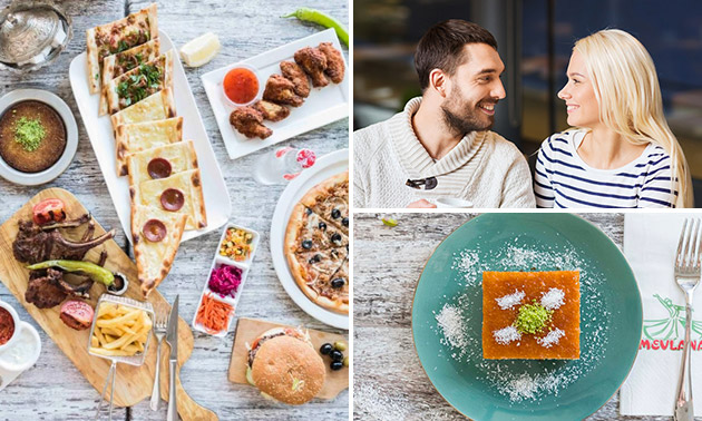 Mevlana Pizzeria & Food café
