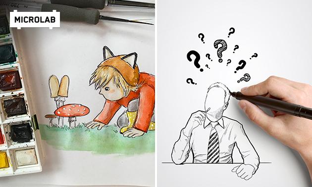 Workshop illustreren (2 uur)