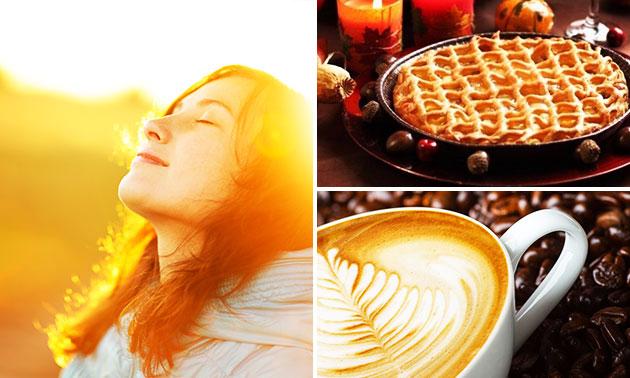 Mindfulness workhop + koffie/thee en taart
