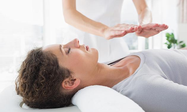 Reikibehandeling (60 min)