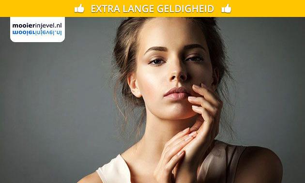 Plasmalift van oogleden, kraaienpootjes of lippen