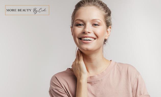 Huidverbeterende gezichtsbehandeling (75 min)
