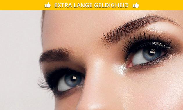 Wimperlift + verven of permanente make-up