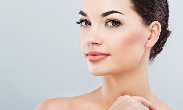 Wimperlift + verven óf permanente make-up