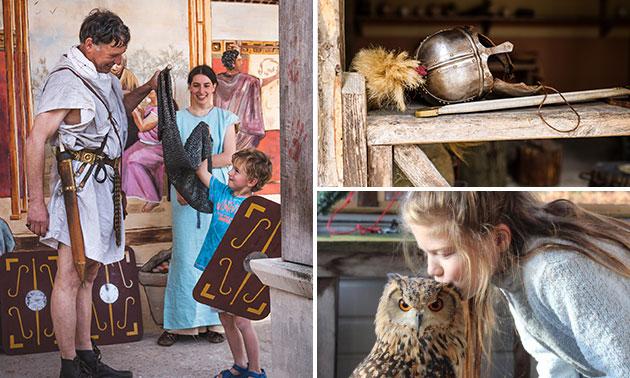 Entree tot Museumpark Orientalis