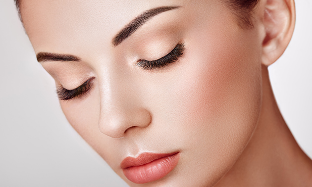 Henna brows of wimperextensions