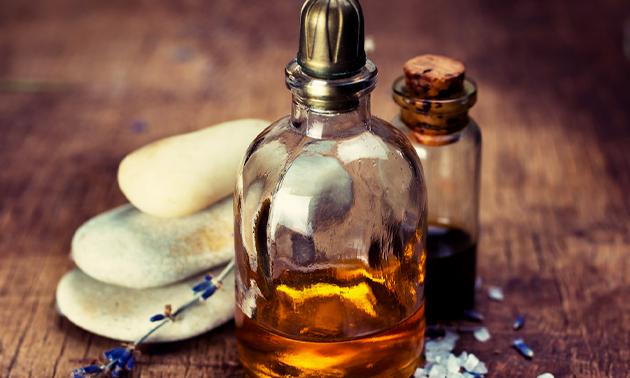 Workshop essentiële oliën maken (2 uur)