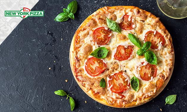 Thuisbezorgd of afhalen: New York Pizza('s)