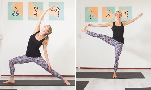 5 of 8 yogalessen