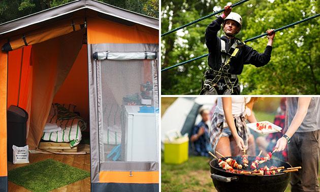 Olympia Camping Group Kamperen In Belgische Ardennen Of Franse