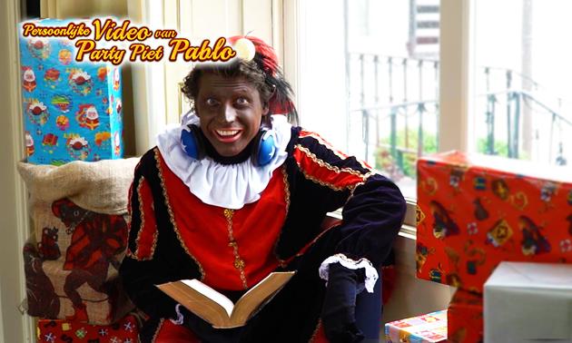Onder Andere Producties Persoonlijke Video Van Party Piet Pablo