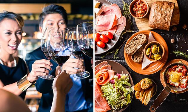 Onze Wijnkelder, Wijnproeverij bij jou thuis  bespaar 50% in Noord Limburg via Social Deal