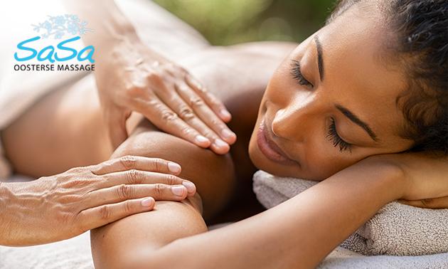 Massage naar keuze in hartje Venlo