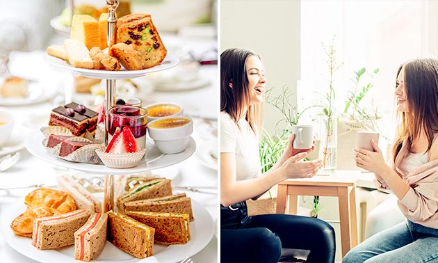 Thuisbezorgd of afhalen: high tea van Panneke Nooit Genoeg