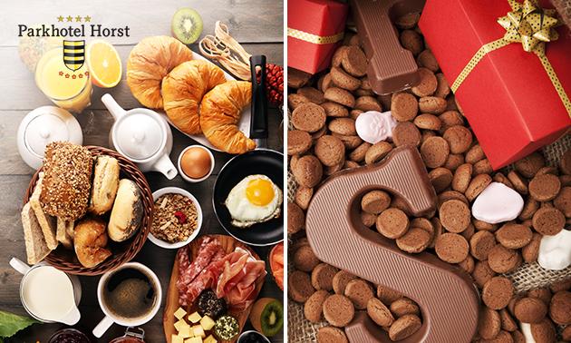 Take-away Sinterklaas-ontbijtbox of pepernotentocht