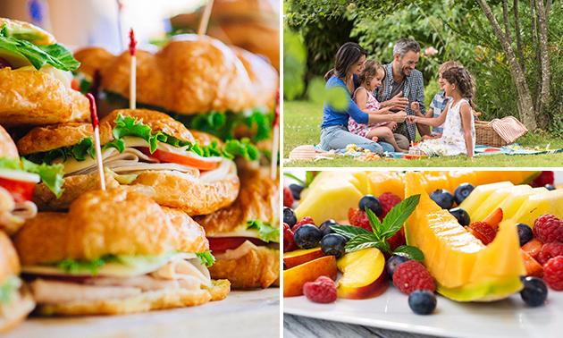 Afhalen: complete lunch bij Wapen van Degenkamp