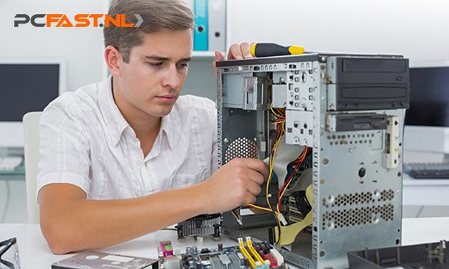 Onderhoudsbeurt voor je computer