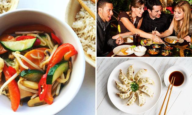 Chinese rijsttafel bij Peking Amersfoort