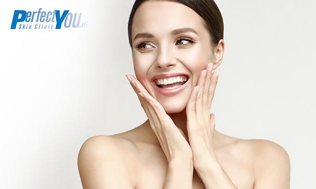HIFU-faceliftbehandeling bij Perfect You Skin Clinics