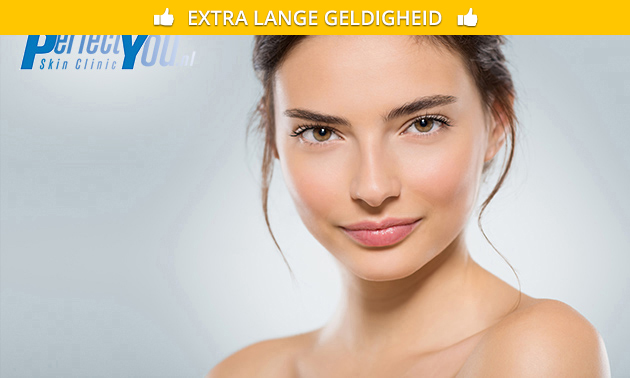 HIFU-faceliftbehandeling bij Perfect You Skin Clinics