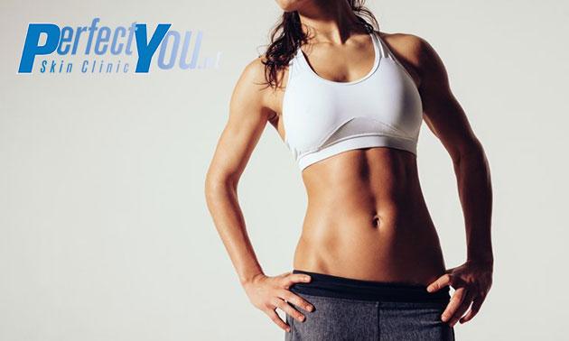 Cryolipolysebehandeling bij Perfect You Skin Clinics