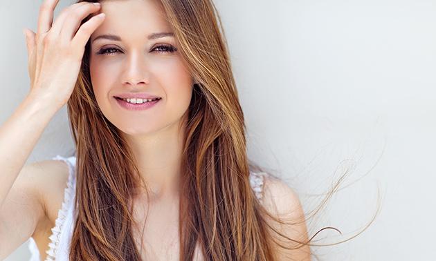 Olaplex-haarbehandeling incl. wassen en stylen