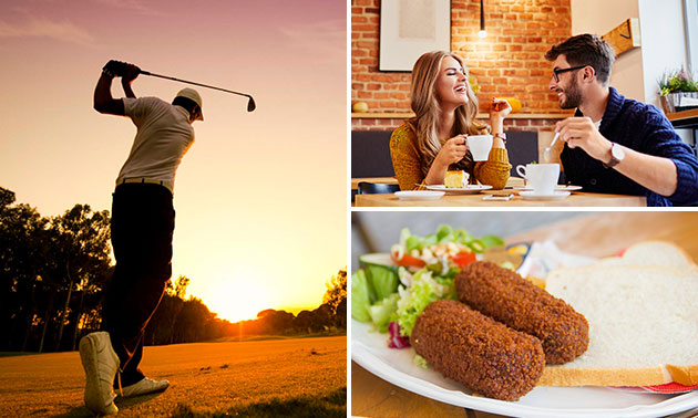 18 holes pitch&putt golf + lunch