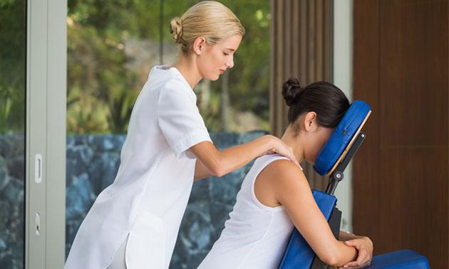 Massage naar keuze (30, 45 of 60 min)