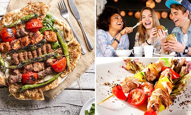 Schotel (15+ keuzes) om af te halen bij Pizza Express