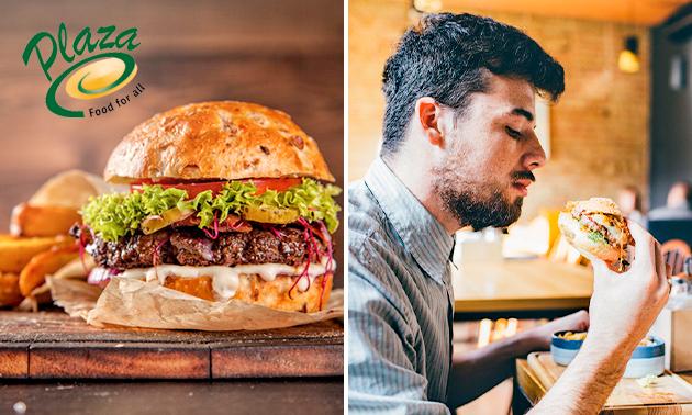 Afhalen: hamburgermenu in hartje Roosendaal