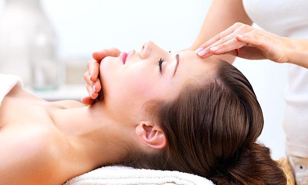 1 of 4 massage(s) naar keuze (60 min)