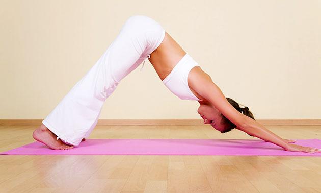 10 lessen yoga