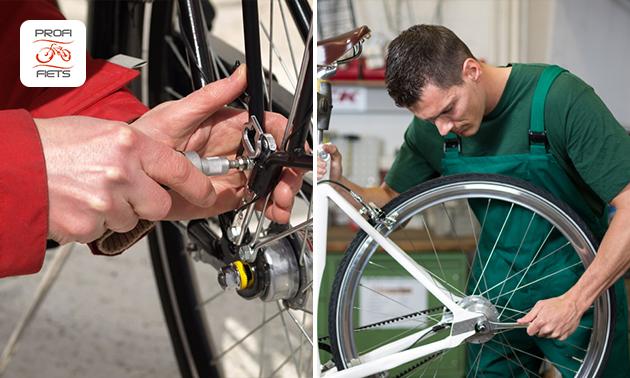 Onderhoudsbeurt voor je (elektrische) fiets