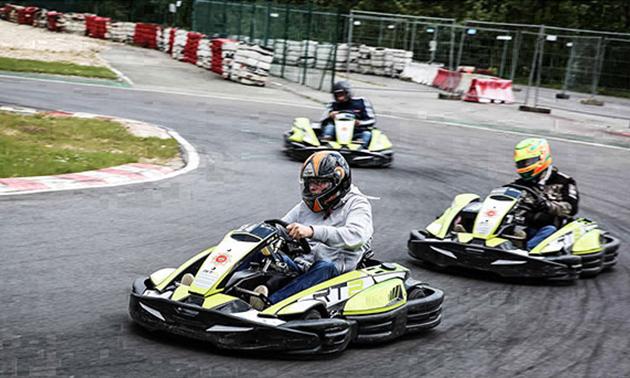 Karting à RACB Karting de Spa-Francorchamps