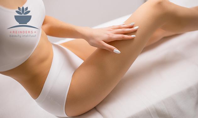 Afslankende anti-cellulitebehandeling