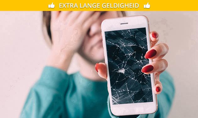 Schermreparatie van je iPhone in hartje Vlissingen